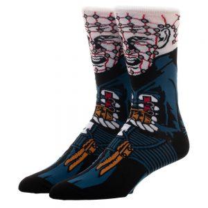 Hellraiser Pinhead Socks