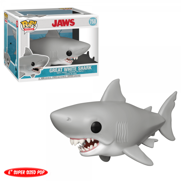 Jaws Shark Funko Pop Vinyl