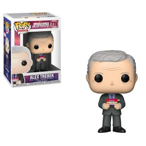 Jeopardy Alex Trebek Funko Pop Vinyl