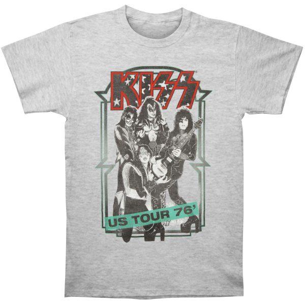 Kiss US Tour '76
