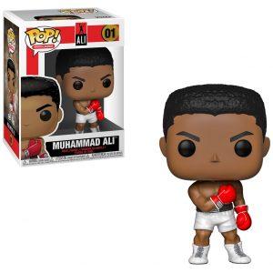 Muhammad Ali Funko Pop Vinyl