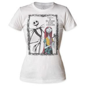 Nightmare Before Christmas Jack & Sally Juniors