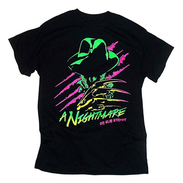 Nightmare on Elm Street Neon