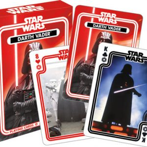 Star Wars Darth Vader Playing Cards
