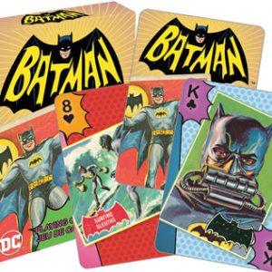 TV Batman Playing Cards