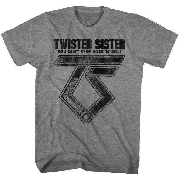 Twisted Sister Can't Stop