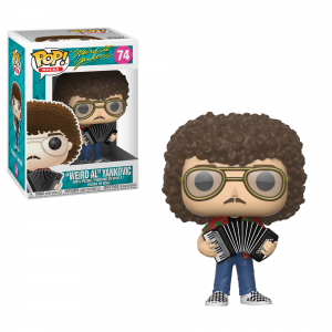 Weird Al Yankovic Funko Pop Vinyl