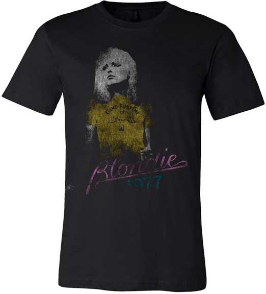 Blondie 1977