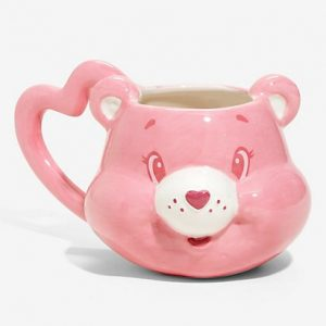 Carebears Cheer Bear Sculpted Mug