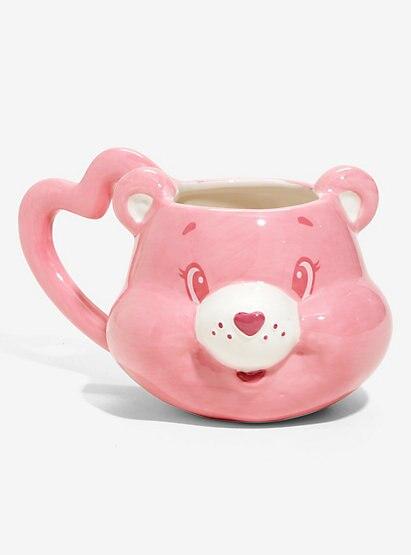 Carebears Cheer Bear Sculpted Mug