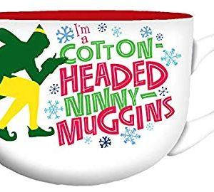 Elf 24oz Soup Mug