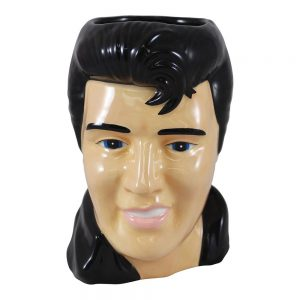 Elvis Presley Sculpted Mug