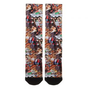 Friends Collage Socks