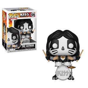 Kiss The Catman Funko Pop Vinyl
