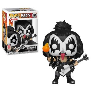 Kiss The Demon Funko Pop Vinyl