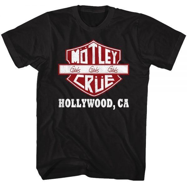 Motley Crue Hollywood