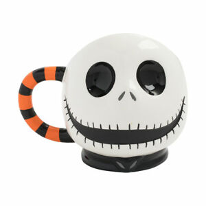 Nightmare Before Christmas Jack Sculpted Mug