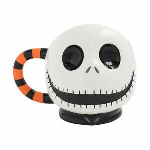 Nightmare Before Christmas Jack Sculpted Mug