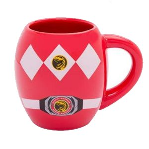 Power Rangers Red Ranger Mug