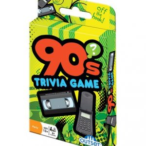 90s Trivia Card Game