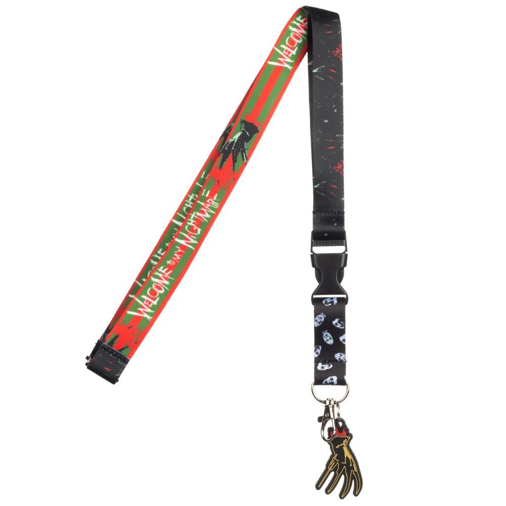 A Nightmare On Elm Street Lanyard