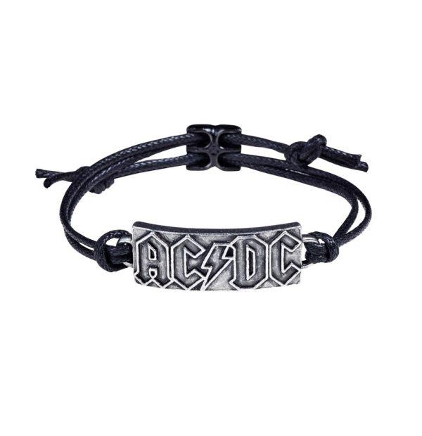 ACDC Cord Bracelet