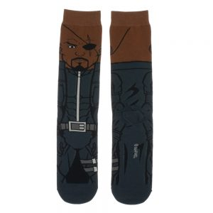 Avengers Nick Fury Socks