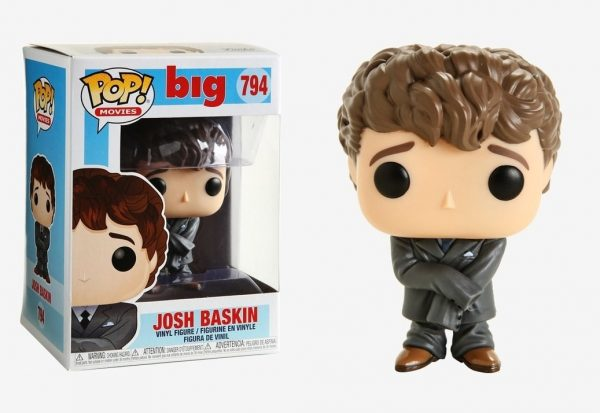 Big Josh Baskin Kid Funko Pop Vinyl