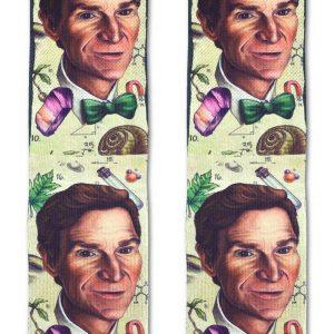 Bill Nye the Science Guy Socks
