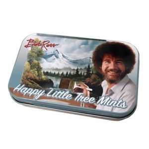 Bob Ross Little Tree Mints
