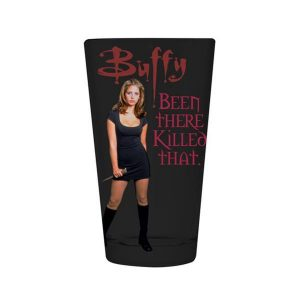Buffy the Vampire Slayer Pint Glass