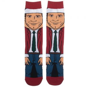 Christmas Vacation Clark Socks