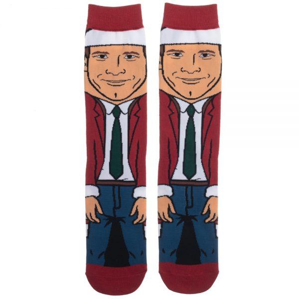 Christmas Vacation Clark Socks