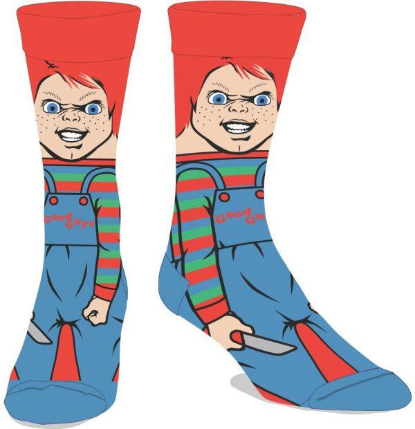 Chucky 360 Socks