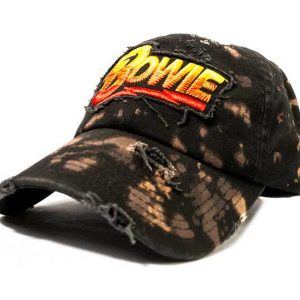 David Bowie Bleach Dad Hat