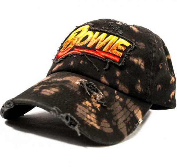 David Bowie Bleach Dad Hat