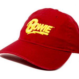 David Bowie Dad Hat
