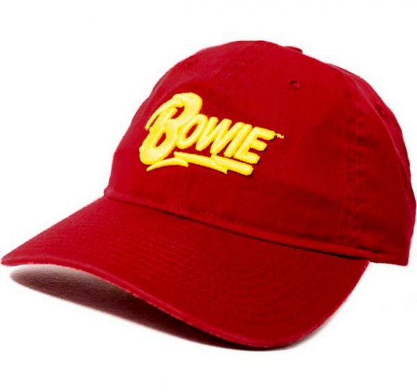 David Bowie Dad Hat