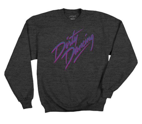 Dirty Dancing Logo Sweatshirt
