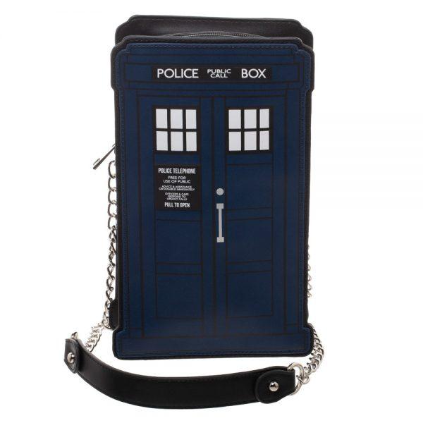 Doctor Who Tardis Handbag