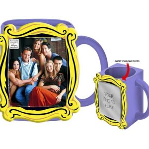 Friends 3D Frame Mug