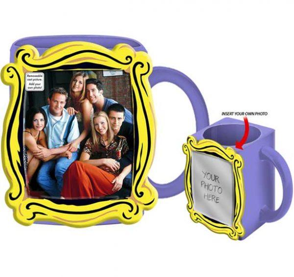 Friends 3D Frame Mug