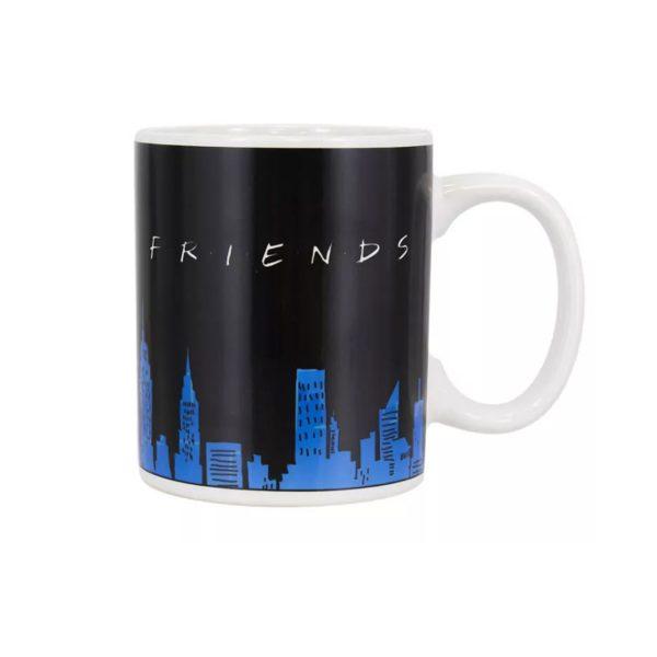 Friends Heat Changing Mug