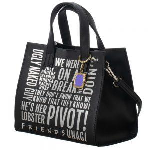 Friends Quotes Mini Handbag