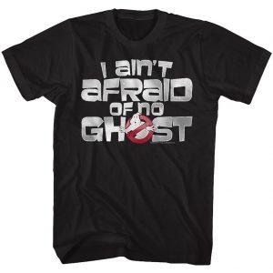 Ghostbusters Ain't Afraid