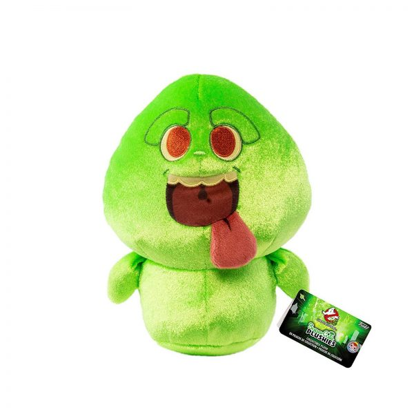 Ghostbusters Slimer Plushy