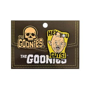 Goonies 2pc Lapel Pin Set