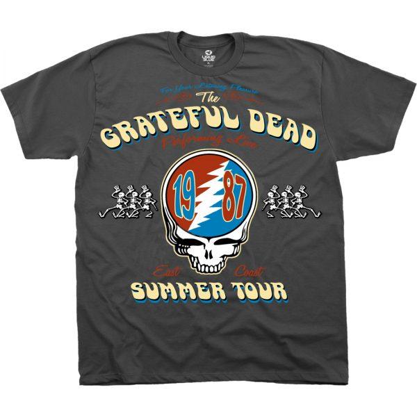 Grateful Dead 87 Tour