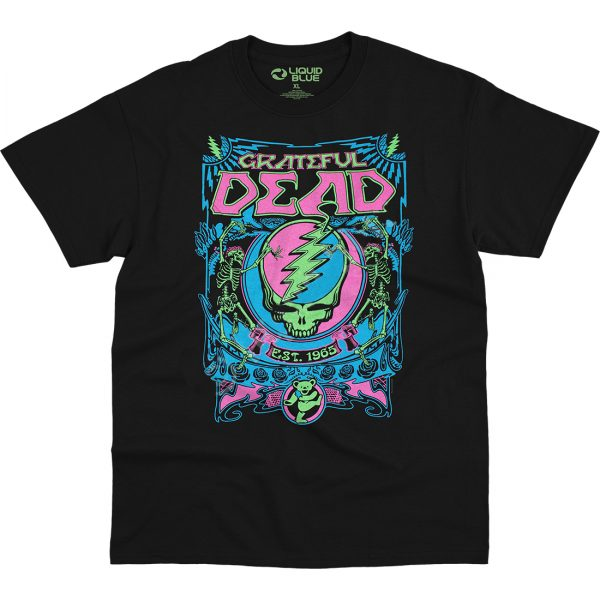 Grateful Dead Black Light