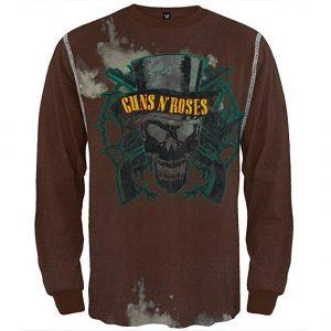 Guns N Roses Long Sleeve Thermal